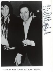 Bobby Morris-Elvis Presley