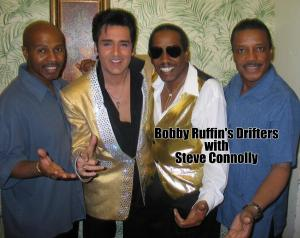 Bobby Ruffin's Drifters Steve Connolly