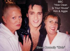 Kim & Aggie Steve Connolly