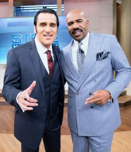 Steve harvey & S Connolly