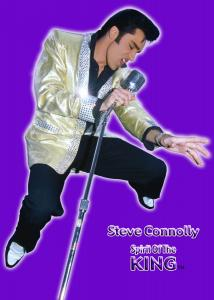ElvisArtist Steve Connolly