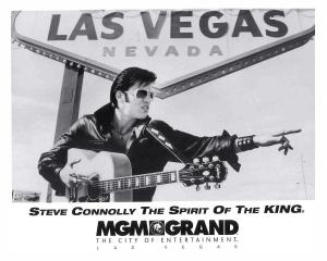 Steve Connolly MGM promo photo
