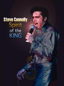 Steve Connolly as Elvis